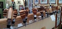 Wine Bottle Stoppers on Parade