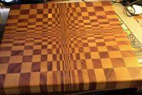 3D Optical Illusion Board